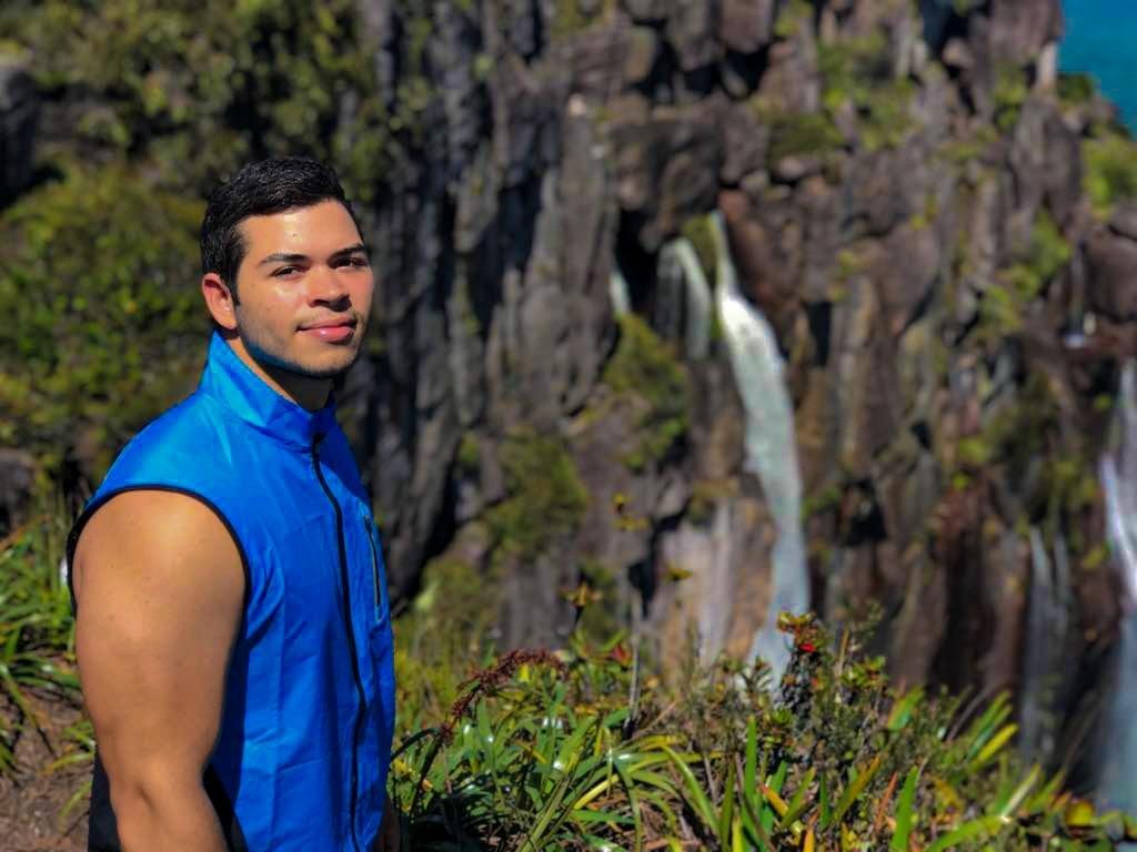 José Hernández - Haciendo Hiking