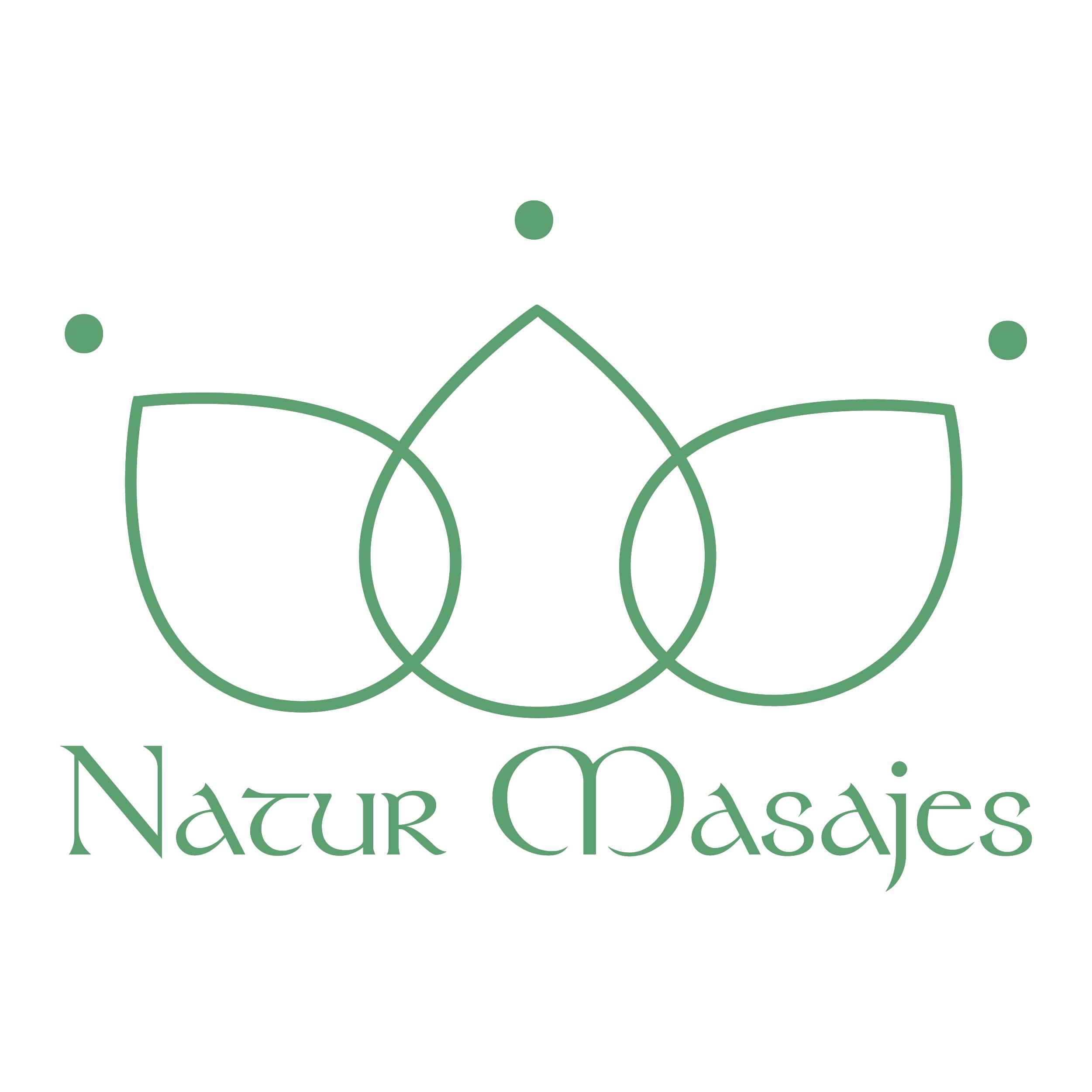 Logo de Natur Masajes