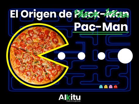 El Origen de Pac-Man
